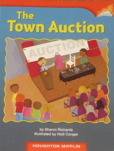 9780547019178: The Town Auction