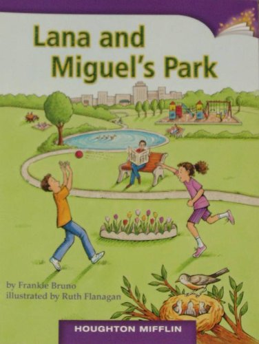 Lana and Miguel's Park: Bruno, Frankie