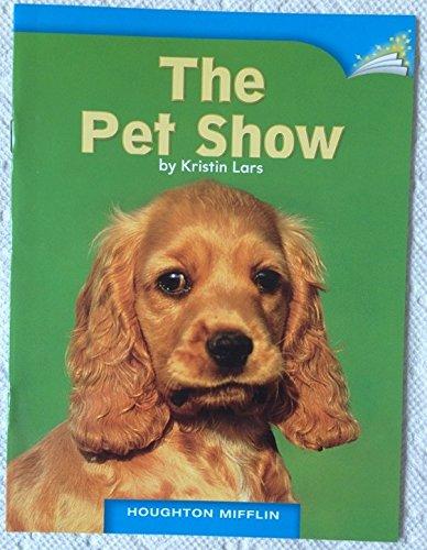 The Pet Show Leveled Reader Level A: Lars, Kristin