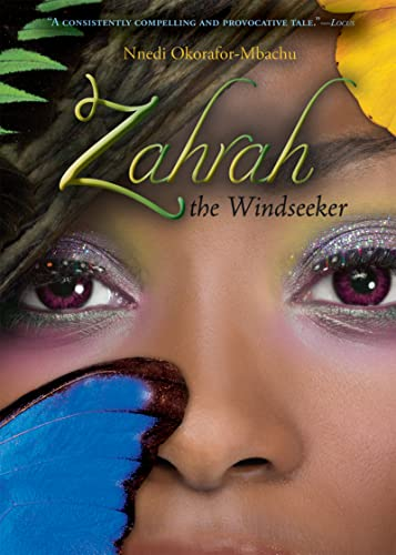 9780547020280: Zahrah the Windseeker