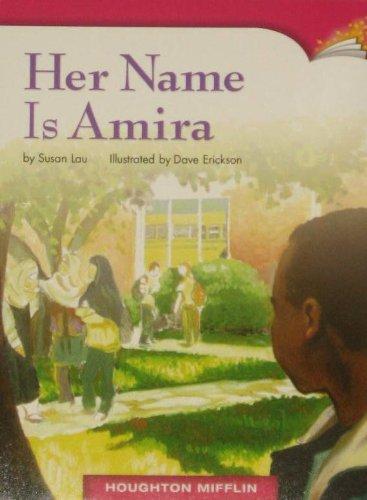Her Name Is Amira: Lau, Susan