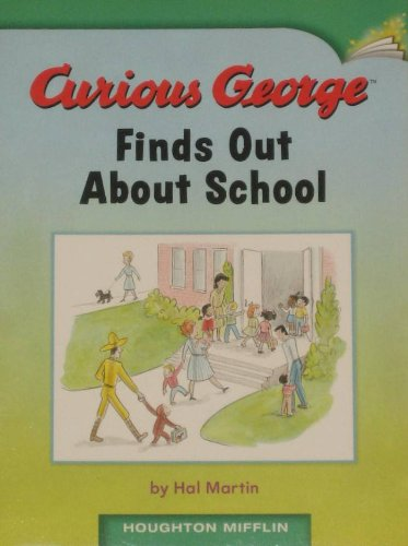 9780547026909: Curious George Finds Out About School (Online Leveled Bpoks)