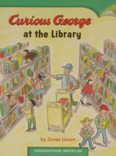 Curious George at the Library (Fantasy; Sequence: Jonas Lisson