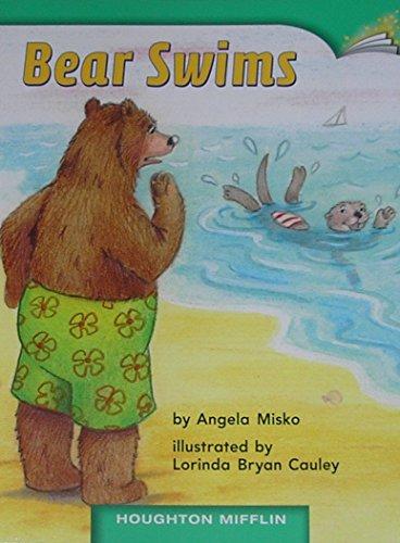 9780547027548: Bear Swims Leveled Reader Level E DRA 8