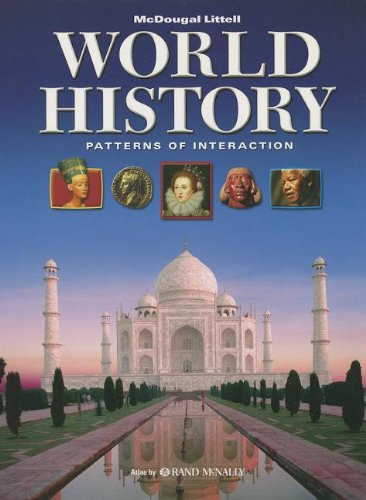 9780547034751: World History: Patterns of Interaction: Student Edition Survey 2009