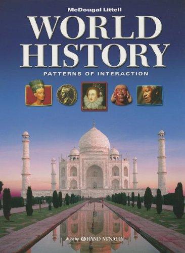 9780547034751: World History: Patterns of Interaction