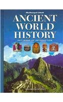 9780547034812: Ancient World History: Patterns of Interaction: Student Edition Survey 2009
