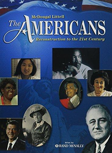 McDougal Littell the Americans : Pupil's Edition: Albert J. Danzer