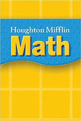 Houghton Mifflin Mathmatics: Literature Library Reader Grade: HOUGHTON MIFFLIN