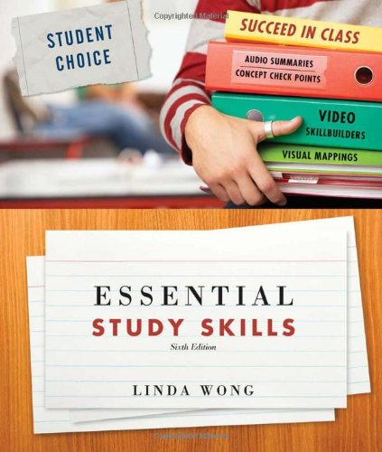Essential Study Skills. 6th Edition