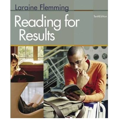 9780547049786: Flemming Reading For Results Tenth Edition Plus Eduspace