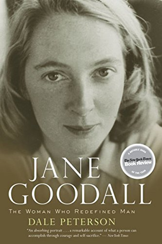 9780547053561: Jane Goodall: The Woman Who Redefined Man