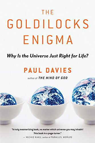 9780547053585: The Goldilocks Enigma: Why Is the Universe Just Right for Life?