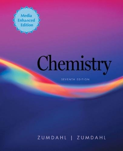 Chemistry: Media Enhanced Edition (Hardback): Steven S Zumdahl, Susan A Zumdahl