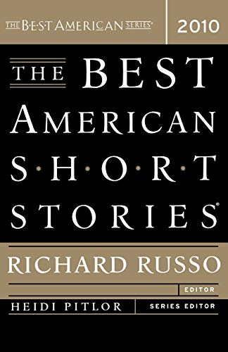 The Best American Short Stories 2010