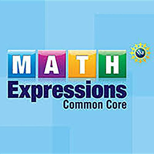 9780547060682: Math Expressions: Student Activity Book (Softcover), Volume 2 Level 1 2009