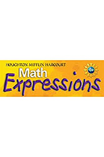 9780547060842: Math Expressions: Student Activity Book (Softcover) Set Level 2