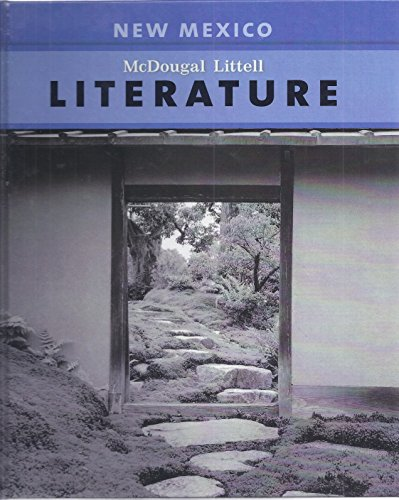 9780547064031: McDougal Littell Literature New Mexico: Student's Edition Grade 10 2009