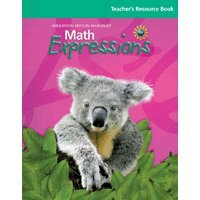 Math Expressions: Teacher's Resource Book Grade 1: HOUGHTON MIFFLIN