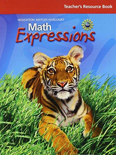 9780547066561: Math Expressions: Teacher's Resource Book Grade 2