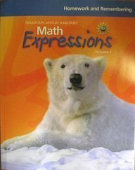 9780547066905: Math Expressions: Homework And Remembering Consumable Volume 2 Level 4