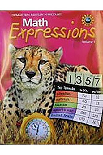 9780547066912: Math Expressions: Homework and Remembering (Consumable) Set Level 5