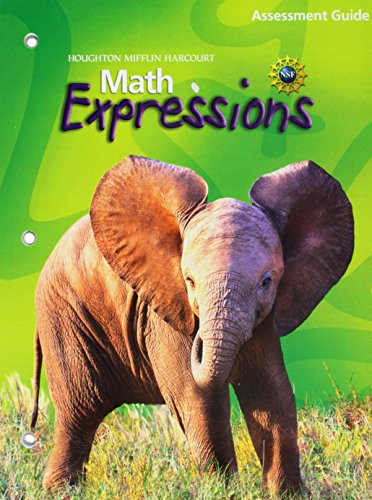 9780547067049: Math Expressions: Assessment Guide Grade 3