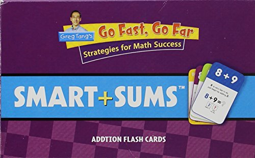 9780547067735: Houghton Mifflin Harcourt Mathematics Greg Tang's: Flash Cards, Smart Sums Primary