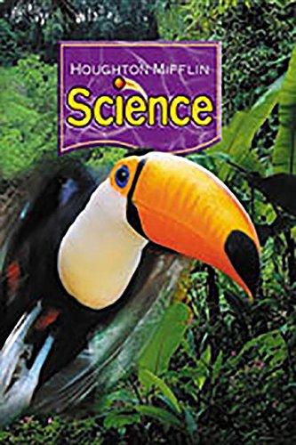 9780547068350: Houghton Mifflin Science: Teacher Convenience Package Grade 3 Module E: Matter