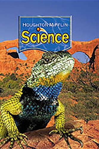 9780547068527: Houghton Mifflin Science: Teacher Convenience Package Grade 4 Module C: The Solid Earth
