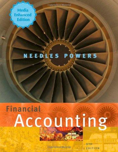 Financial Accounting (Media Enhanced Edition): Jr. Belverd E.