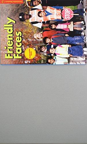 9780547074382: Friendly Faces: Decodable Reader, Level K, Unit 1 (Journeys)