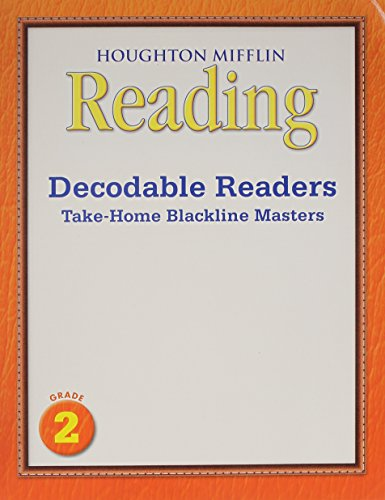 9780547074801: Journeys: Decodable Reader Blackline Master Grade 2