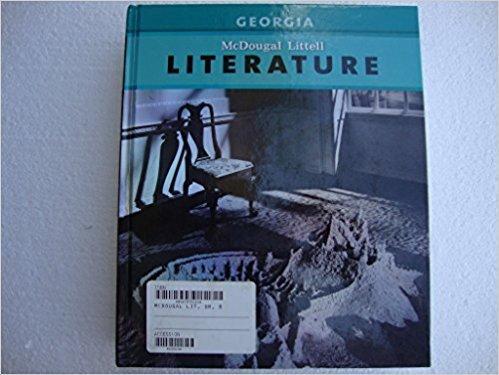 9780547075266: McDougal Littell Literature Georgia: Student's Edition Grade 08 2009