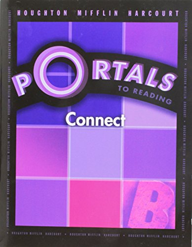 9780547076089: Houghton Mifflin Harcourt: Portals to Reading Connect-Level B