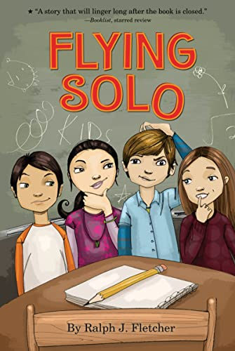 9780547076522: Flying Solo