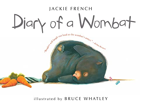 9780547076690: Diary of a Wombat