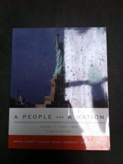 9780547078403: A People and a Nation, Vol.2: Since 1865, 8th Edition