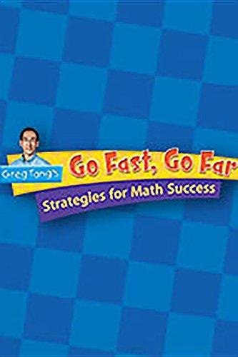 9780547079073: Mathmatics Greg Tang's Go Fast Replace Set Intermediate Grades 3-6: Houghton Mifflin Mathmatics