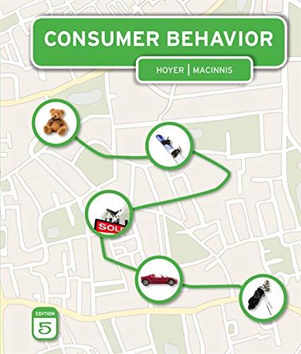 9780547079929: Consumer Behavior