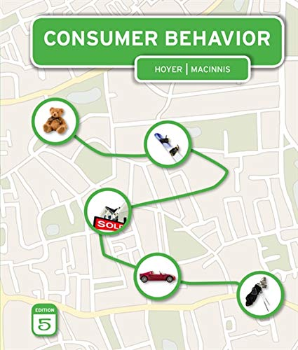 9780547079929: Consumer Behavior