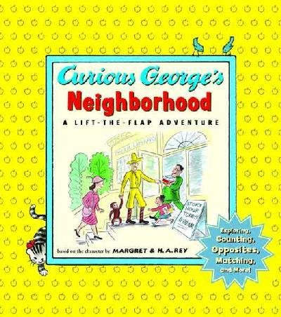 9780547084053: Curious George's Neighborhood
