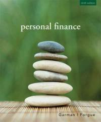 9780547084336: Personal Finance