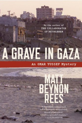 9780547086255: A Grave in Gaza (Omar Yussef Mysteries)