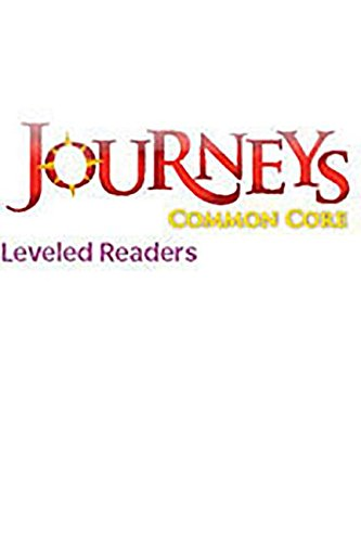 9780547086408: Journeys Vocabulary Readers: Individual Titles Set (6 copies each) Level U Life in the Arctic
