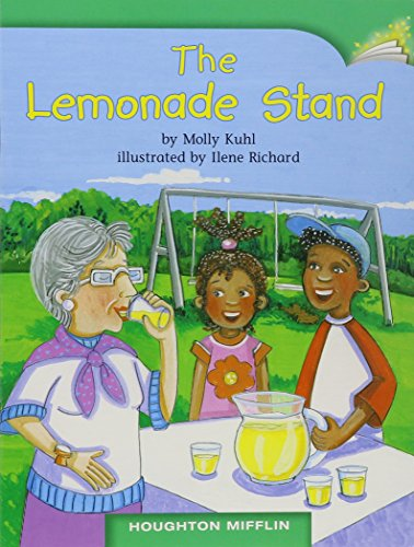9780547087863: Journeys Leveled Readers: Individual Titles Set (6 copies each) Level L The Lemonade Stand