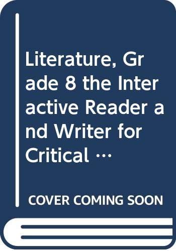 McDougal Littell Literature Florida: The InterActive Reader: LITTEL, MCDOUGAL