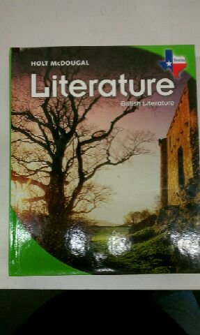 ISBN 9780547115825 - Holt McDougal Literature Texas: Student