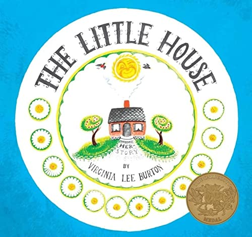 The Little House Board Book: Burton, Virginia Lee