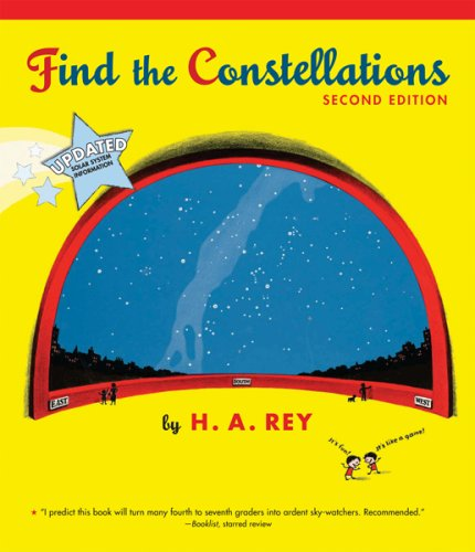 9780547131405: Find the Constellations